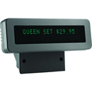 HP ap5000 Pole Display - Green Blue - VFD - 20 x 2 - Serial