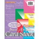 Pacon Inkjet, Laser Print Card Stock