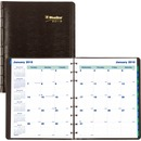 Blueline Academic Yr MiracleBnd 2PPM 17Mth Planner