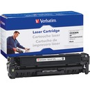 Verbatim Remanufactured Laser Toner Cartridge alternative for HP CC530A Black