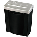 Inland Pro 05300 Paper Shredder - Cross Cut - 6 Per Pass - 3.70 gal Waste Capacity