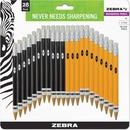 Zebra Pen Push Eraser No. 2 Mechanical Pencils