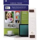 DAX Magnetic Hook/Loop Cubicle Frame
