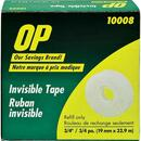 OP Brand Invisible Adhesive Tape