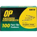 OP Brand Corrugated Paper Clip