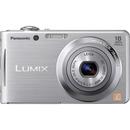 Panasonic Lumix DMC-FH5 16.1 Megapixel Compact Camera - Silver - 2.7