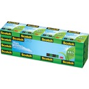 "Scotch® Magic™ Greener Tape, 3/4"" x 900"", 16 Boxes/Pack, 1"" Core"