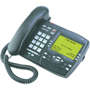 Aastra 470 Standard Phone - Charcoal - 1 x Phone Line - Caller ID - Speakerphone - Backlight
