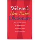 Houghton Mifflin Webster's New Pocket Dictionary Printed Book