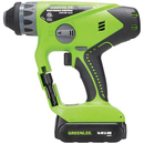 Greenlee 14.4 V Lithium Ion Electrician's Drill/Driver - Driver Drill - 0.50