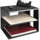 Victor 1120-5 Midnight Black Corner Shelf