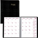Brownline Soft Cover 14-month Monthly Planner