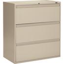 Global MVL1936P3 File Cabinet - 3-Drawer