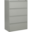 Global MVL1936P4 File Cabinet - 4-Drawer