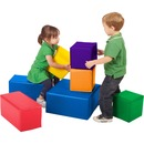 Early Childhood Resources SoftZone 7-Piece Big Blocks