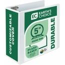 "Samsill Earth's Choice Biobased USDA Certified 5"" View Binder"