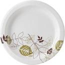 "Dixie 8-1/2"" Pathways Design Paper Plates"