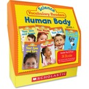 Scholastic Res. Vocabulary Readers Human Body Education Printed Manual - English