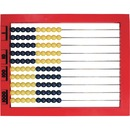 Learning Resources 2-Color Desktop Abacus