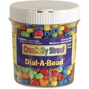 Creativity Street Dial-A-Bead Jar Assortment