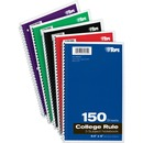 TOPS 3-subject College Ruled Notebook