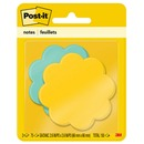 Post-it® Super Sticky Die Cut Notes