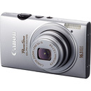 Canon PowerShot 110 HS 16.1 Megapixel Compact Camera - Silver - 3