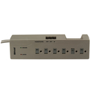 Woods 6-Outlets Surge Protector
