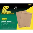 OP Brand Natural Kraft Catalogue Envelope