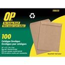 OP Brand Natural Kraft Catalogue Envelope