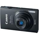 Canon PowerShot ELPH 320 HS 16.1 Megapixel Compact Camera - Black - 3.2