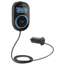 Belkin Wireless Bluetooth Car Hands-free Kit - USB - Echo Cancellation - Built-in FM Transmitter, Microphone