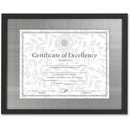 Dax Burns Group Metal Mat Certificate Frame