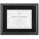 Dax Burns Group Brushed Charcoal Document Frame