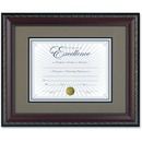 Dax Burns Group Double Bev. Mat World Class Document Frame