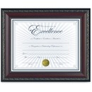 Dax Burns Group Gold Accent World Class Document Frame