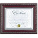 Dax Burns Group Gold Accent World Class Document Frame