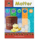 Teacher Created Resources Gr 2-5 Matter Science Book Education Printed Book for Science - English