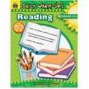 Teacher Created Resources Warm-up Grade 4 Reading Rook Education Printed Book - English
