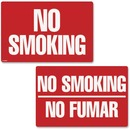 COSCO 2-sided No Smoking Sign