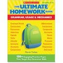 Scholastic Res. Grade 3-6 Ultimate Homework Book Printed Book