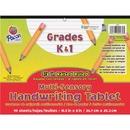 Pacon Grades K-1 Multi-sensory Handwriting Tablet