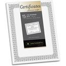 Southworth Foil Enhanced Certificates - Fleur Design