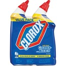 Clorox Toilet Bowl Cleaner with Bleach Pack