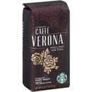 Starbucks 1 lb. Cafe Verona Dark Roast Ground Coffee Ground