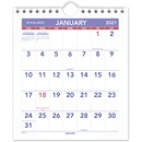 At-A-Glance Mini Wall/Desk Monthly Calendar