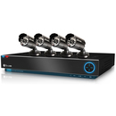 Swann DVR4-3000 Digital Video Recorder - 500 GB HDD - D1, H.264 - Fast Ethernet - HDMI - VGA - USB - Composite Video