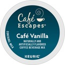 Cafe Escapes Vanilla