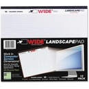 Roaring Spring Wide Landscape Graph Paper Pad