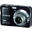 Fujifilm FinePix AX500 14 Megapixel Compact Camera - Black - 2.7